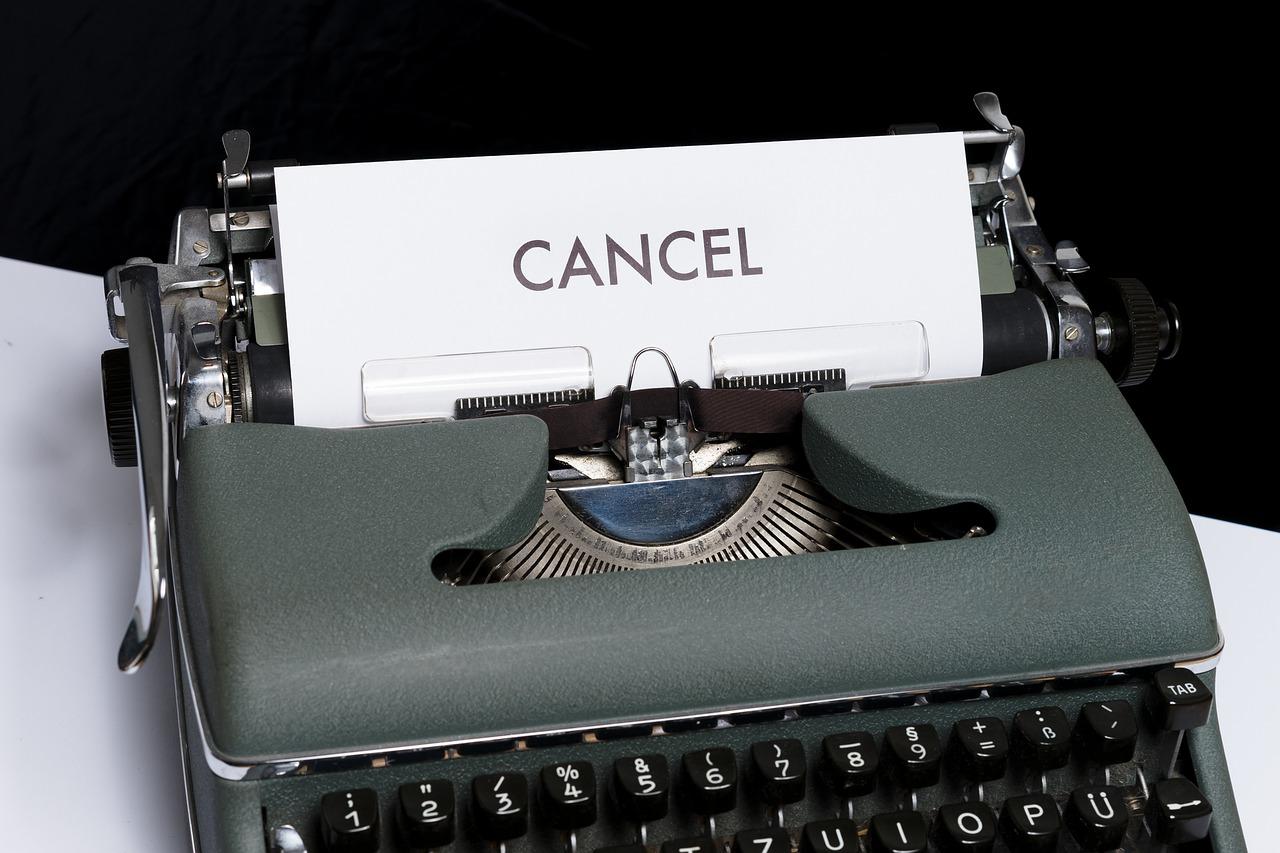 Debt Cancellation Agreement