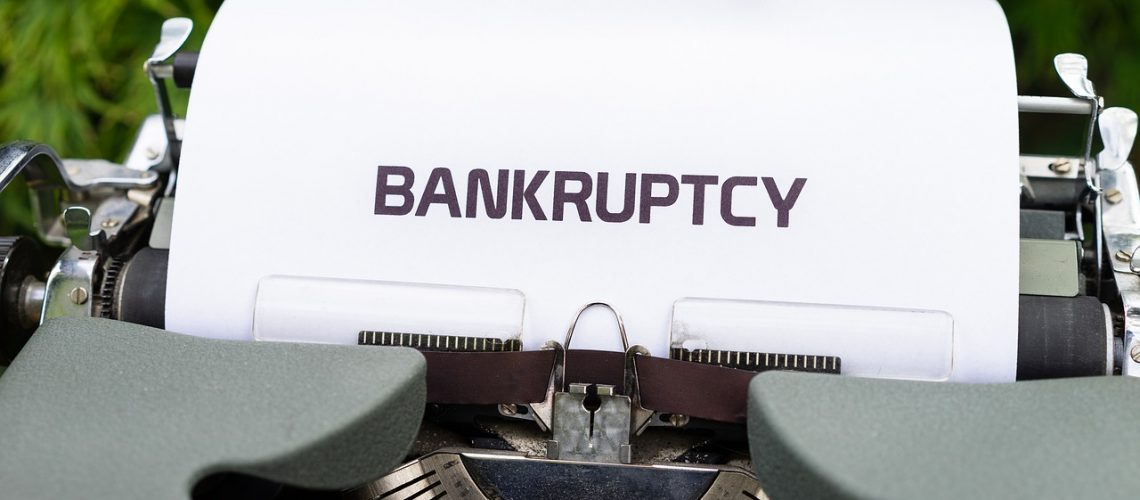Pros And Cons On Bankruptcy
